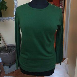 ANNE KLEIN Sport Sweater, Sz XL